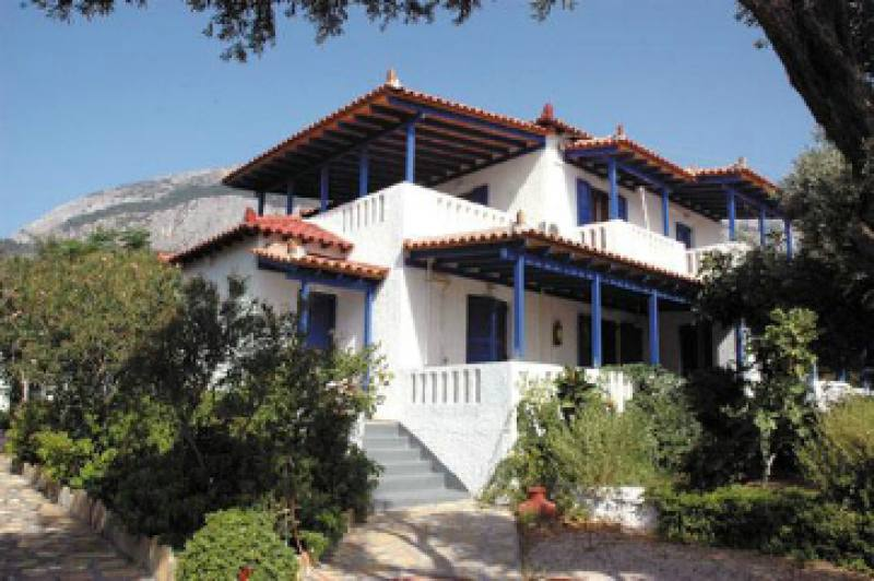 Appartementen White Rock - Votsalakia - Samos